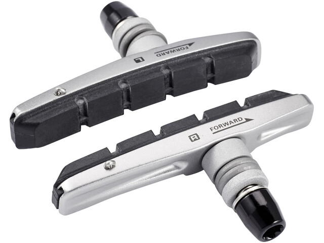 Shimano S70C Cartridge Patins de frein pour BR-M770, grey/black